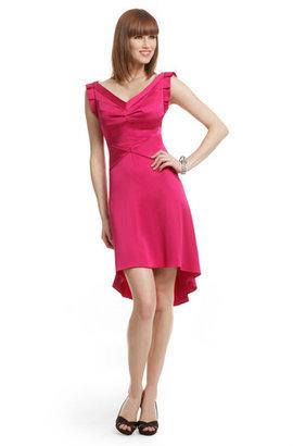 Z Spoke Zac Posen Pink Lady Dress