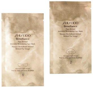 Shiseido Benefiance Pure Retinol Intensive Revitalizing Face Mask x 4