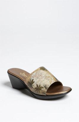 Icon Footwear 'Global Safari' Sandal