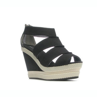 Philip Simon Shoes Aedyn Wedge Black