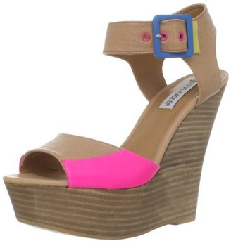 Steve Madden Women's Winger Ankle-Strap Sandal