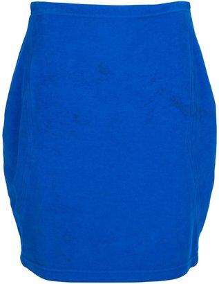 Versace Pre-Owned denim skirt