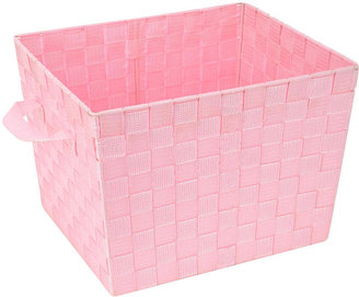 Babies 'R' Us Babies R Us Medium Nylon Storage Bin - Pink