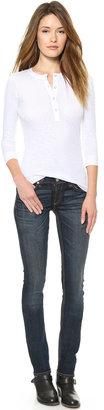 Rag and Bone The Cigarette Leg Jeans