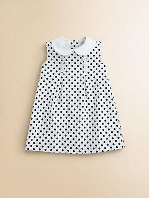 Baby CZ Infant's Polka Dot Dress