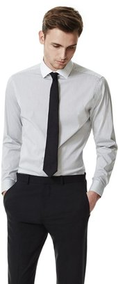 Theory Roadster Tie in Luster Silk