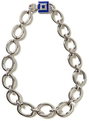 Banana Republic Circle chain necklace