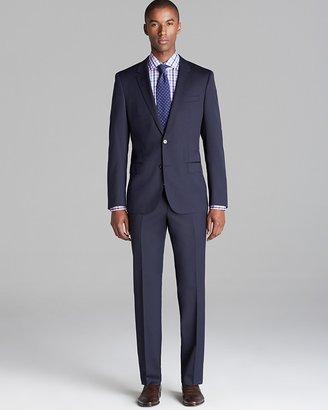 HUGO BOSS Huge Genius Alternating Micro-Stripe Suit - Slim Fit