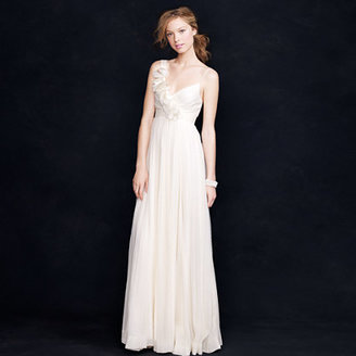 J.Crew Collection dune gown