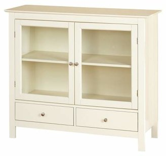 TMS Claire Cabinet - White - Target Marketing Systems