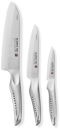 Global Sai 3-Piece Knife Starter Set