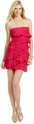 BCBGMAXAZRIA Anything Could Happen Dress