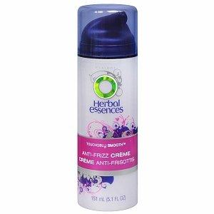 Herbal Essences Touchably Smooth Anti-Frizz Creme