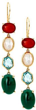 Ippolita Rock Candy Multi-Stone Linear Earrings
