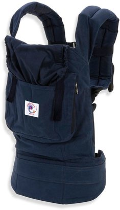 Bed Bath & Beyond ErgobabyTM Organic Lining Baby Carrier in Navy with Midnight