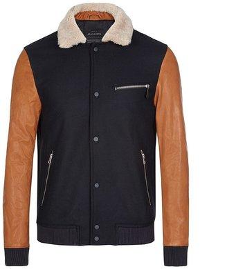 AllSaints Biwa Bomber Jacket