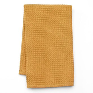 Food network TM waffle kitchen towel