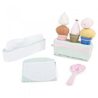 Oskar & Ellen Delicious Ice Cream Soft Toy Set