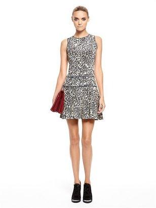 DKNY Drop Waist Dress