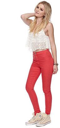 Bullhead Denim Co Uber High Rise Skinniest Jeans