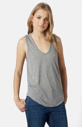Women's Topshop U-Neck Tank $18 thestylecure.com