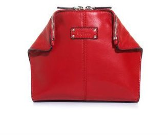 Alexander McQueen De Manta cosmetics bag