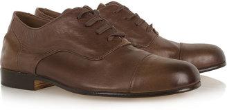 Esquivel Cap-toe leather Oxfords