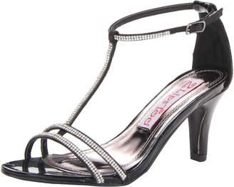 Two Lips Women's Too Eventful Dress Pump
