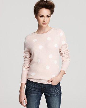Equipment Cashmere Sweater - Sloane Classic Dot