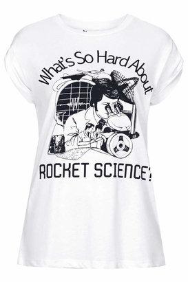 Topshop Tee & cake Tee and cake Rocket science tee