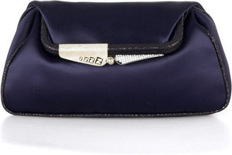 Fendi Satin clutch