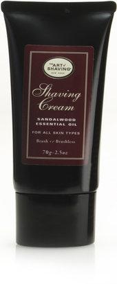 The Art of Shaving Sandalwood Shaving Cream Tube