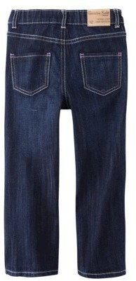GE Genuine Kids from OshKosh TM Infant Toddler Girls' Denim Pant - Amsterdam Blue