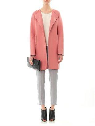 Jil Sander Raipur cotton-gabardine coat