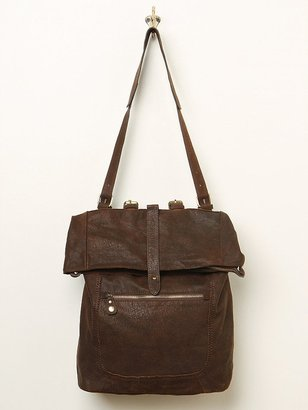 7 Chi Wyatt Leather Backpack