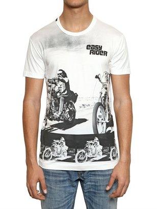 Dolce & Gabbana Peter Fonda Jersey T-Shirt