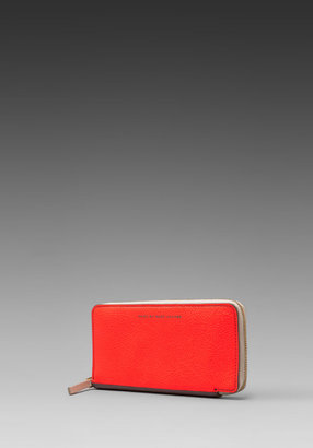 Marc by Marc Jacobs Sophisticato Slim Zippy Wallet