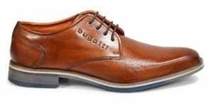 Bugatti Lace-Up Leather Derbys
