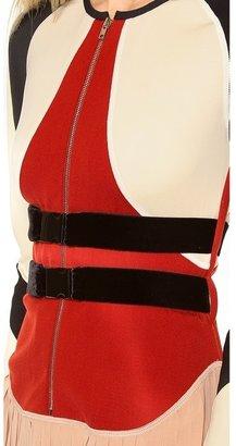 Jean Paul Gaultier Pleated Dress