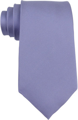 Kenneth Cole NEW YORK Silk Solid Tie