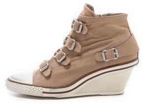 Ash Genial Bis Wedge Sneakers