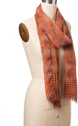 The Limited Lightweight Printed Scarf