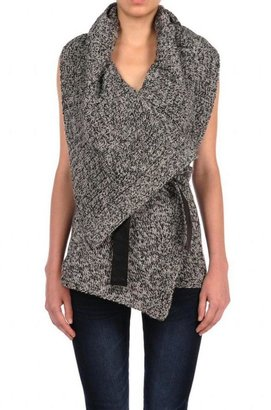BlankNYC Wraparound Sweater Vest