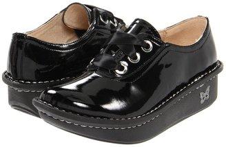 Alegria Kids - Abbi (Little Kid/Big Kid) (Black Patent) - Footwear