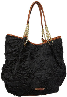 Betsey Johnson Never Promised U A Rose Tote