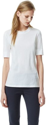 Theory Fioti Top in Stay Stretch Cotton