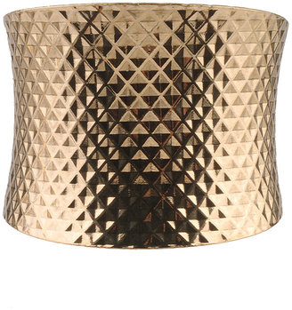 Forever 21 Faceted Cuff