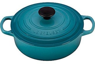Le Creuset 31⁄2-qt. Round Wide French Oven