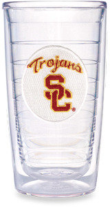 Tervis Collegiate 16-Ounce Tumbler - University of Southern California (USC)
