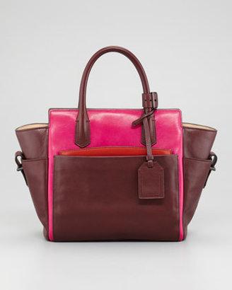 Reed Krakoff Atlantique Mini Tote Bag, Crimson
